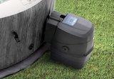 Intex 28440NL PureSpa Greywood 4-Persoons Opblaasbare Spa_