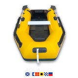 Aquaparx 230PRO MKIII  Geel Rubberboot_