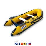 Aquaparx 280PRO MKII Geel Rubberboot _