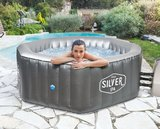 NetSpa Silver 5 Persoons Opblaasbare Spa_