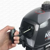 Aquaparx 2.5 PK Benzine Buitenboordmotor_