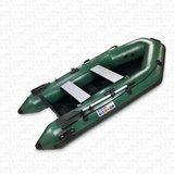 Aquaparx 280PRO MKII Groen Rubberboot_