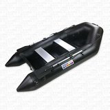 Aquaparx 280PRO MKII Zwart Rubberboot_