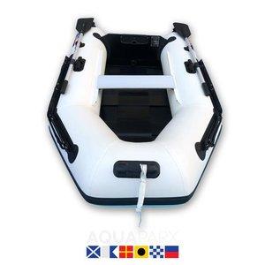 Aquaparx 230PRO MKIII Wit Rubberboot