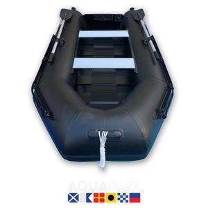 Aquaparx 280PRO MKIII Zwart Rubberboot