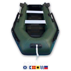 Aquaparx 280PRO MKIII Groen Rubberboot