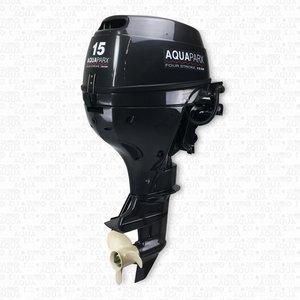 Aquaparx 15PK Benzine Buitenboordmotor