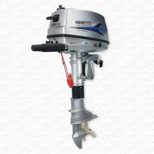 Aquaparx 5PK MKII Buitenboordmotor
