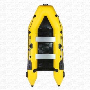 Aquaparx 330PRO MKII Geel Rubberboot