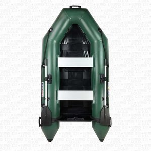 Aquaparx 280PRO MKII Groen Rubberboot