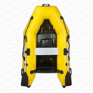Aquaparx 230PRO MKII Geel Rubberboot